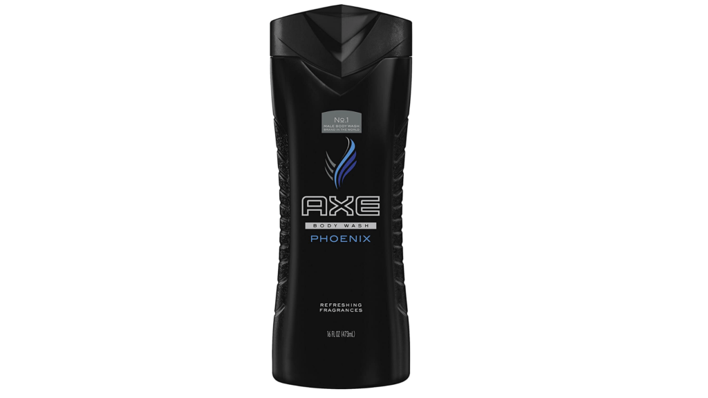 best shower gel for men from axe