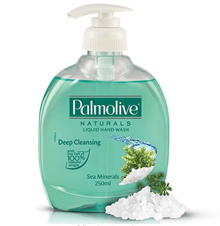 palmolive hand sanitizer
