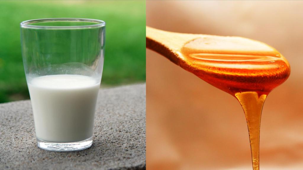 milk and honey homemade skin toner