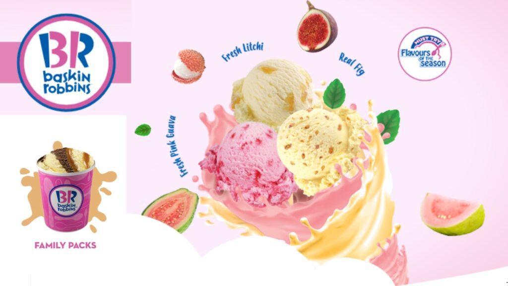Baskin Robbins the best ice cream brand in the world