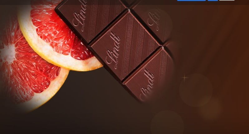 lindt is popular chocolate brand in India