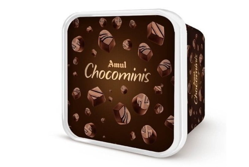 Amul is one of the best chocolate brand in India