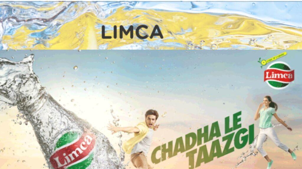 limca the lemon drink