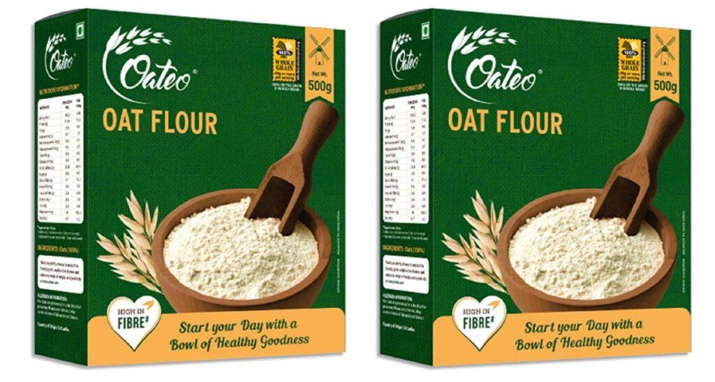 Best  oats flour from oateo oats