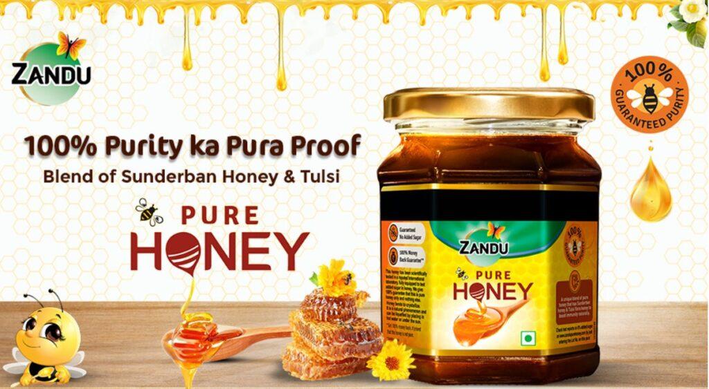 the best blended sunderban honey