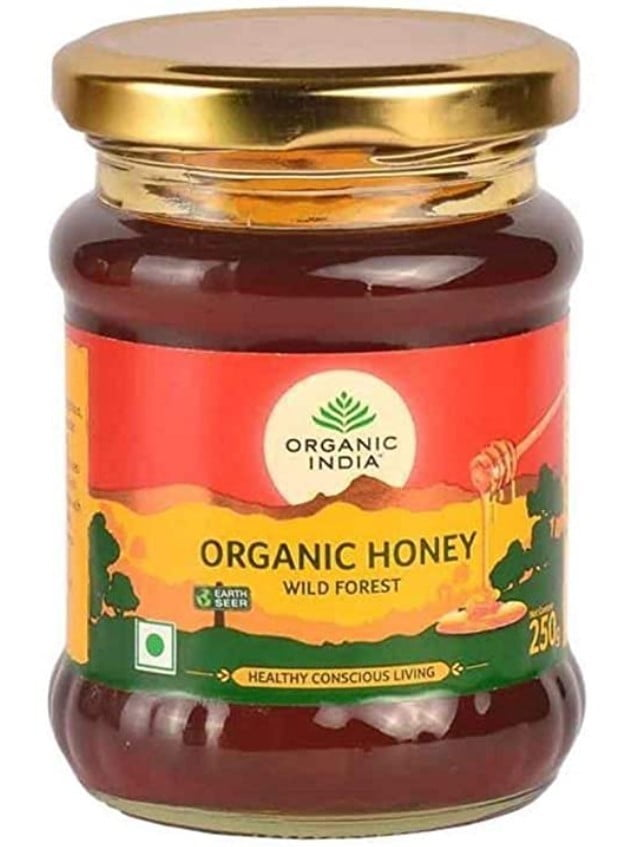 Indian pure wild forest honey
