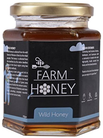 frame honey one of the best honey in India