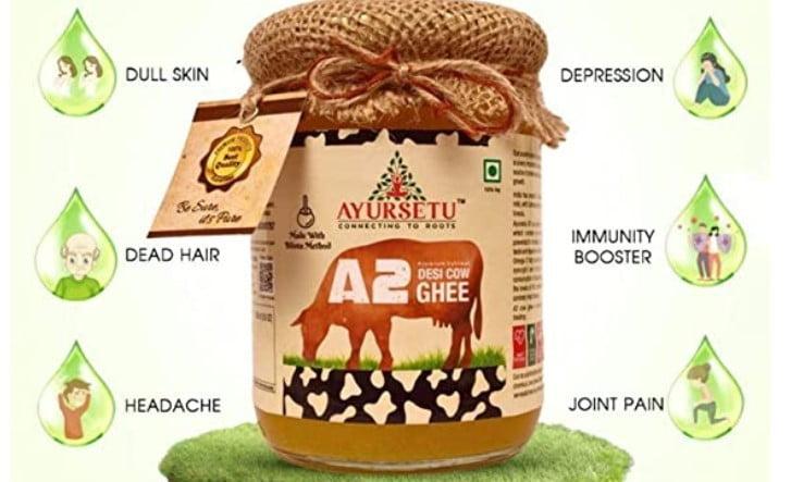 Anveshan best A2 milk Ghee
