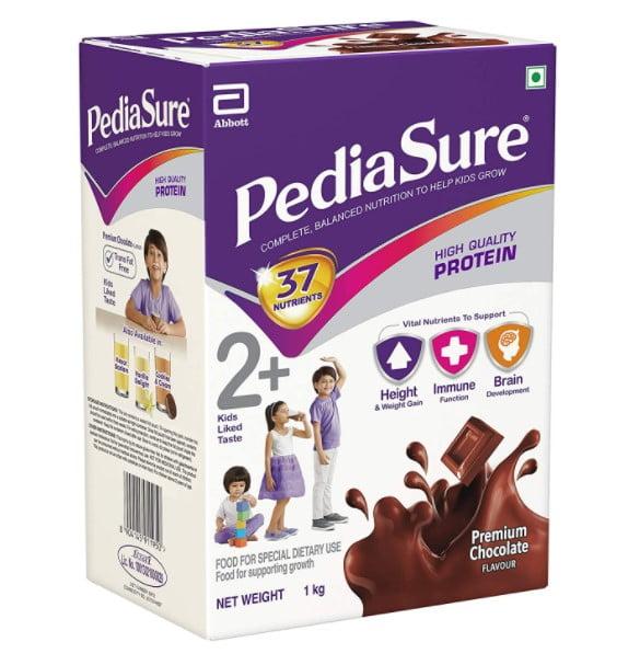 PediaSure the best health drinks for kids