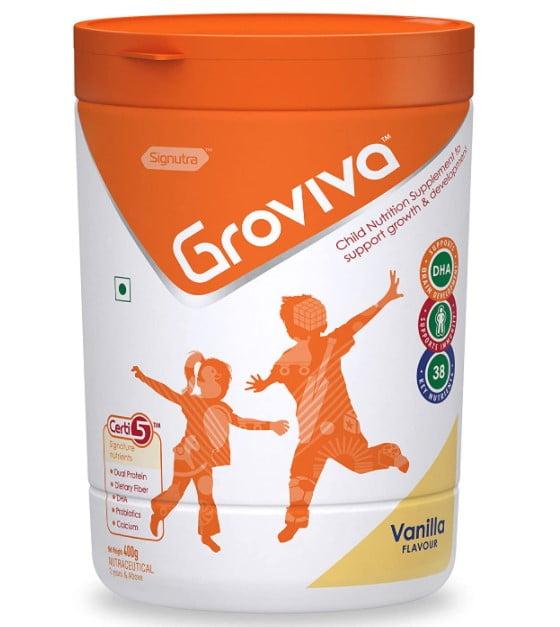 Groviva child health drink