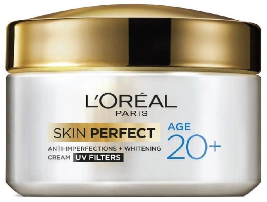 L'Oreal Paris Skin Perfect 20+ Anti-Imperfections + Whitening Cream
