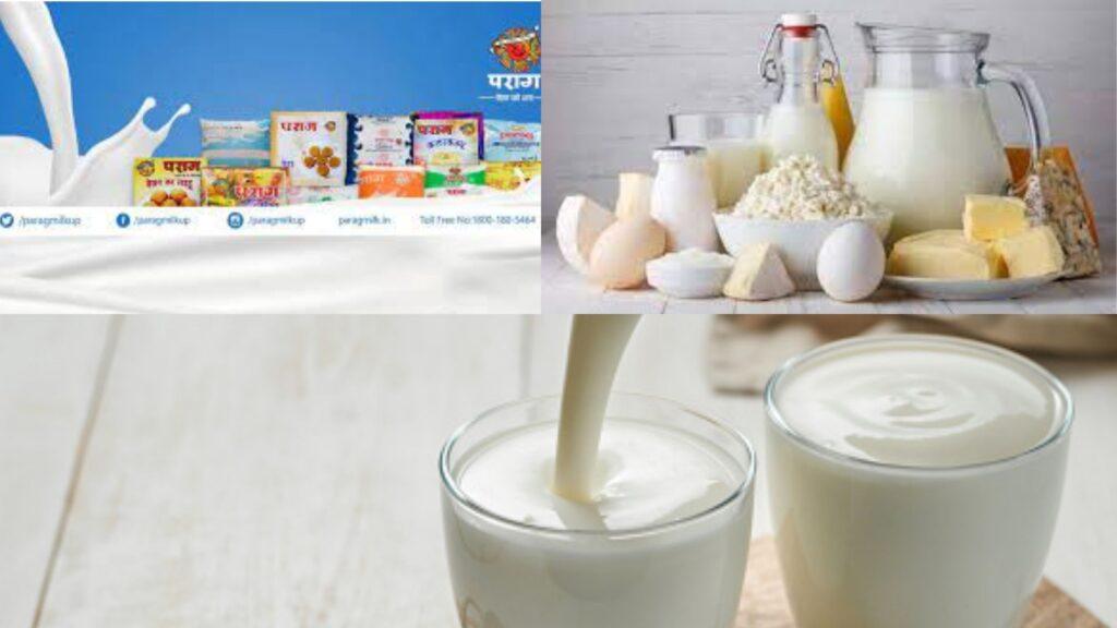 PCDF milk