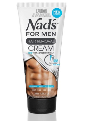 nads hair removal cream for men