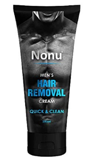 Most powerful natural formulated men hair removing cream