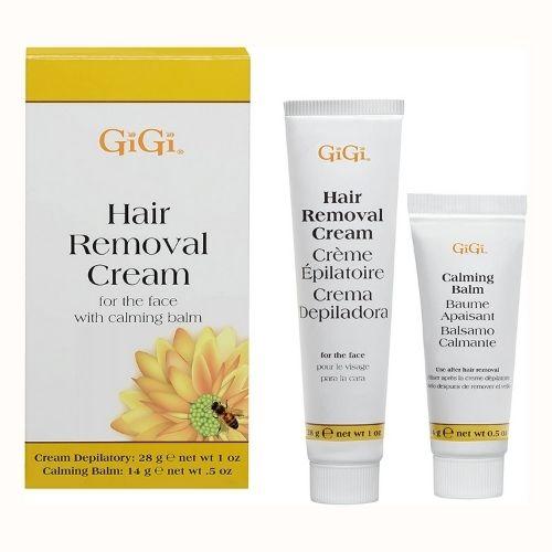 Facial Hair removal cream from GiGi