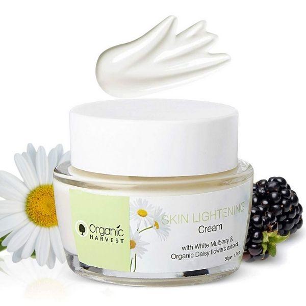 Organic Harvest Skin Lightning & Brightning Cream