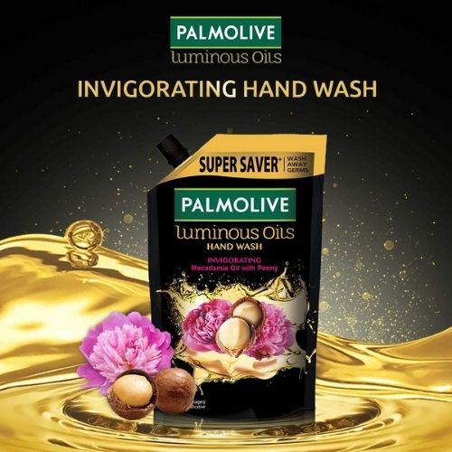 Palmolive Luminous Oils Invigorating Liquid Hand Wash