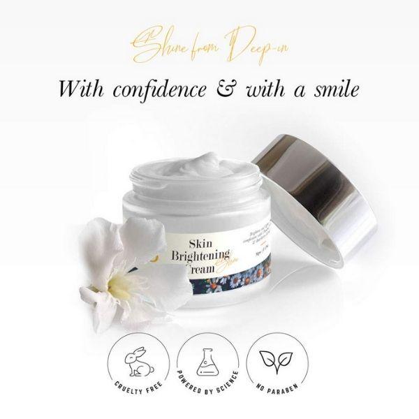 Beauty salior skin brightening cream