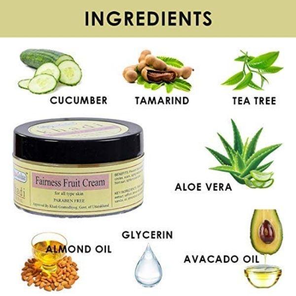 Best herbal and natural skin lightening cream
