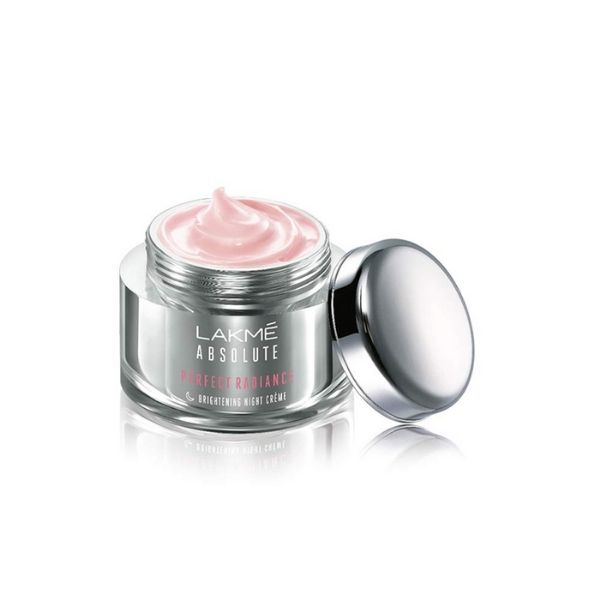 Lakme skin lighteing and brighteing night cream