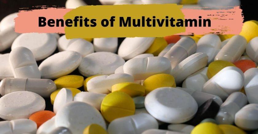 10 Health Benefits of Multivitamin