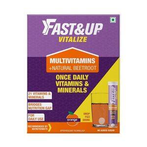 First & Up multivitamin for men