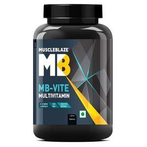 MuscleBlaze multivitamin for men