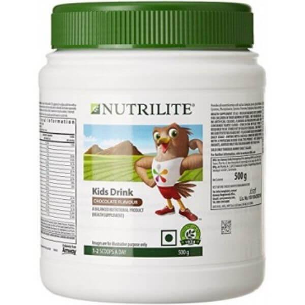amway nutritional kid drink