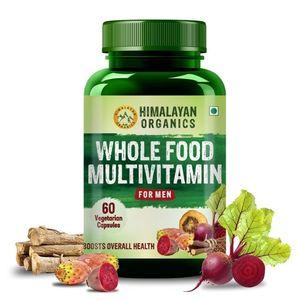 Himalayan organic multivitamin for men