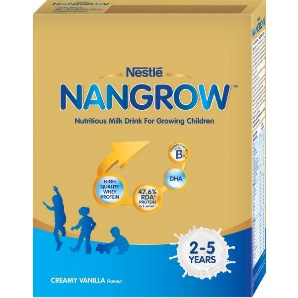 nangrow protein powder for child