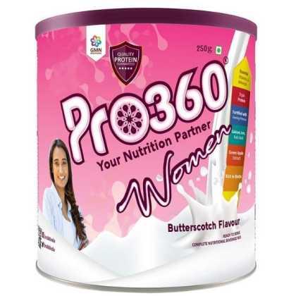 pro 360 women health drink