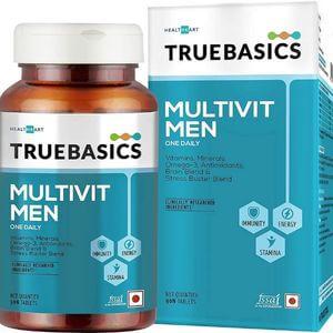 TrueBasics Multivit Men, Multivitamin