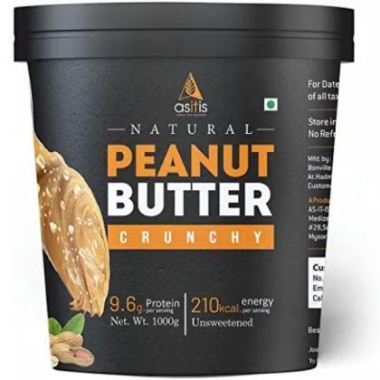 As it is peanut butter