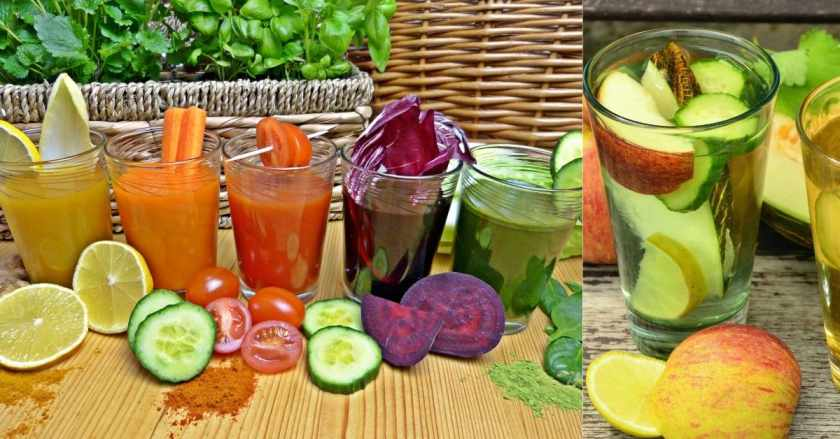 10 Powerful Detox Water for Weight Loss