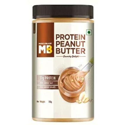 Musclebraze peanut butter