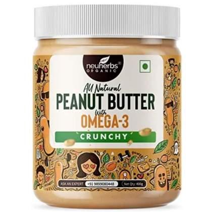 Nueherbs peanut butter