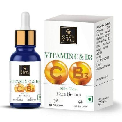 Good vibe vitamin C serum.